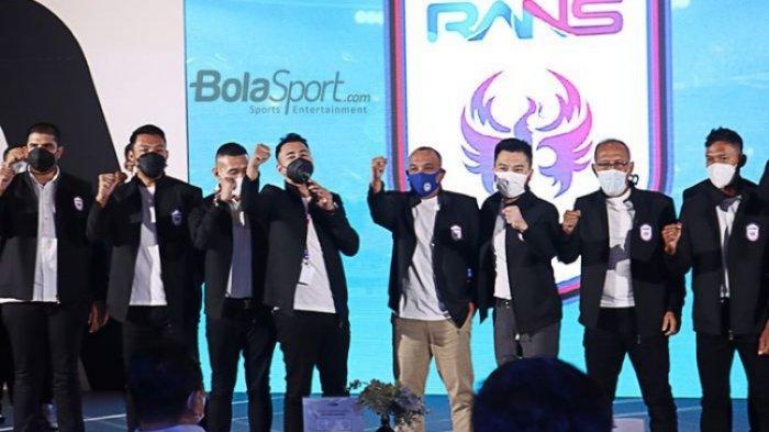 Blak-blakan, Raffi Ahmad Bongkar Biaya Digelontorkan untuk Rans Cilegon FC, Jumlahnya Fantastis