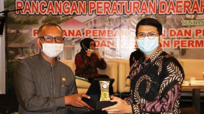 Pansus RP3KP Gelar Uji Publik, Agiel Suwarno Berharap Nanti Bisa Wujudkan Keterpaduan Antarwilayah