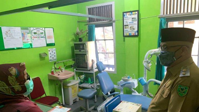 Ingin Melihat Langsung Layanan Kesehatan Masyarakat, Wabup Datangi Puskesmas Tanjung Redeb