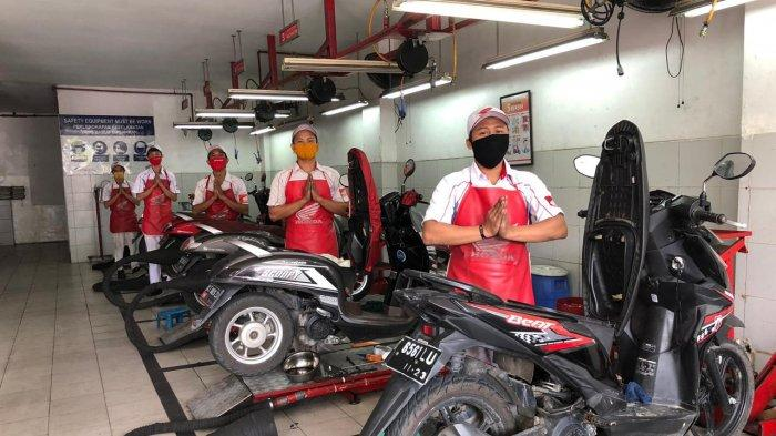 Diskon 30 Persen Service Motor Honda, Lokasi di Bengkel Resmi AHASS, Berikut Jadwal Bukanya