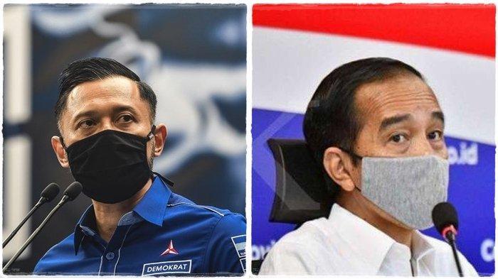 AHY Minta Jokowi tak Sahkan KLB Demokrat Moeldoko, Sebut Eks Panglima TNI Jauh dari Moral Politik