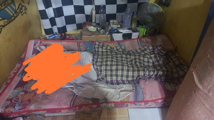 BREAKING NEWS Pria Muda Asal Tabalong Kalimantan Selatan Ditemukan Tewas  di Pasar Sepinggan