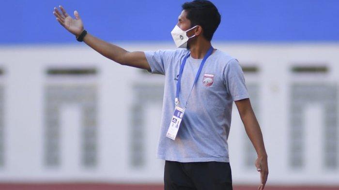 Jelang Hadapi Persib Bandung di Liga 1, Ini Evaluasi Pelatih Borneo FC Ahmad Amiruddin
