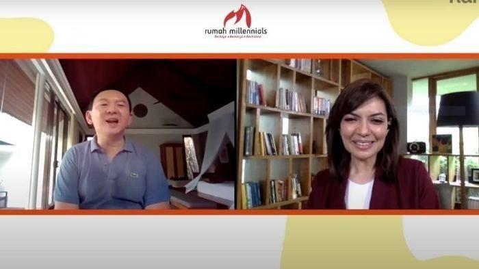 Pernyataan Ahok Soal Penanganan Covid-19 Buat Najwa Heran, Minta Publik Tak Banyak Kritik Pemerintah