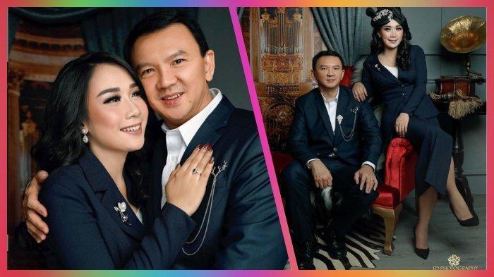 Setelah 9 Bulan Lewat, Foto Pernikahan Ahok dan Puput Nastiti Tersebar, Ini Pose Mantan Veronica Tan