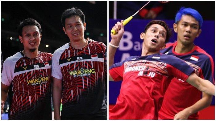 Hasil Thailand Open II - Derbi Indonesia bakal Terjadi, tapi Ahsan/Hendra bukan Hadapi Fajar/Rian