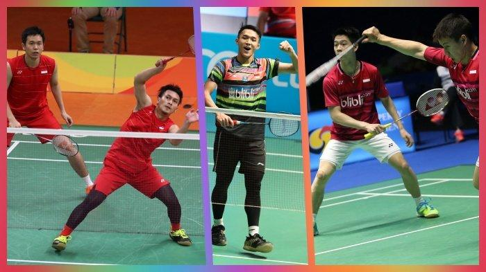 Jadwal & Link Live Streaming Badminton Hari Ini French Open 2019 Ada Jojo, Marcus/Kevin, The Daddies
