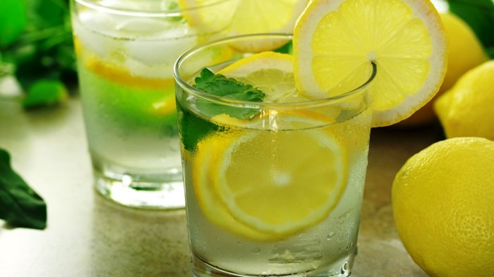 Hati Hati Rutin Minum Air Perasan Lemon Di Pagi Hari Ternyata Punya Dampak Buruk Tribun Kaltim