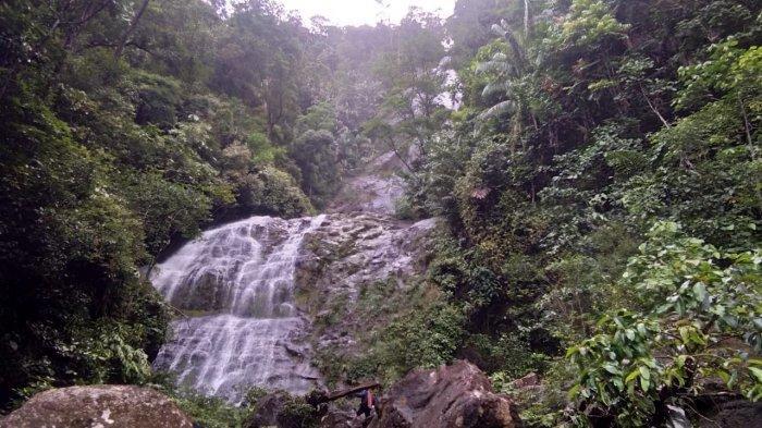 Petugas Kurang, Penarikan Retribusi di Wisata Air Terjun Gunung Rian jadi Kendala Wisata Tana Tidung