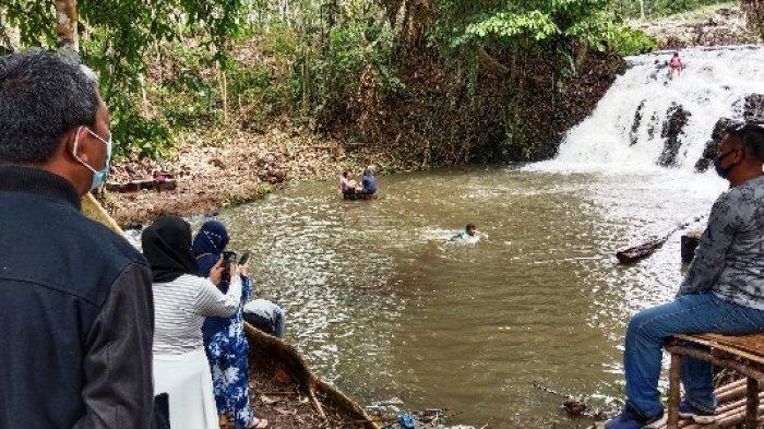 Kunjungi Sejumlah Tempat Piknik, Pjs Bupati Syirajudin Ajak Optimalkan Potensi Wisata Kubar