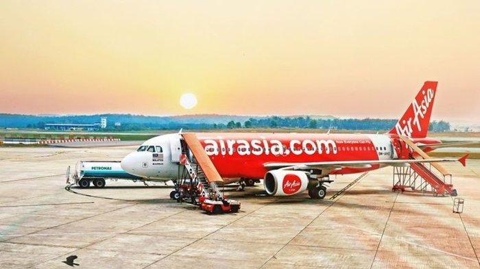 Ada Harga Tiket Pesawat Murah AirAsia, Ada 5 Juta Kursi Promo, Dimulai Rp 150 Ribu Jakarta-Singapura