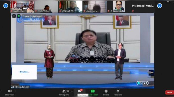 Positif di Tiga Persen, Pertumbuhan Ekonomi Indonesia Terkontraksi