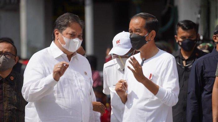 Airlangga Sebut Recovery Indeks Covid-19 Indonesia Naik 60 Level