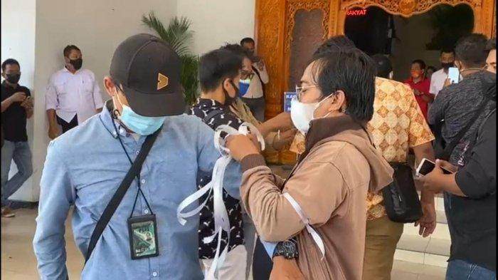 Tuntut Pengusutan Kasus Kekerasan Terhadap Jurnalis, AJI Balikpapan Berunjuk Rasa di DPRD