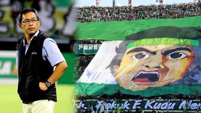 Persebaya Surabaya Belum Pernah Menang di Liga 1 2020, Aji Santoso Ingin Makan Konate Cs Lakukan Ini
