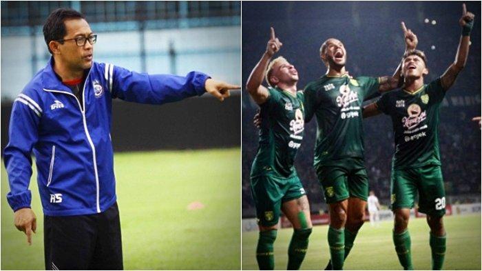 Pengakuan Aji Santoso Soal Osvaldo Haay dan Ruben Sanadi yang Tak Dipertahankan Persebaya Surabaya