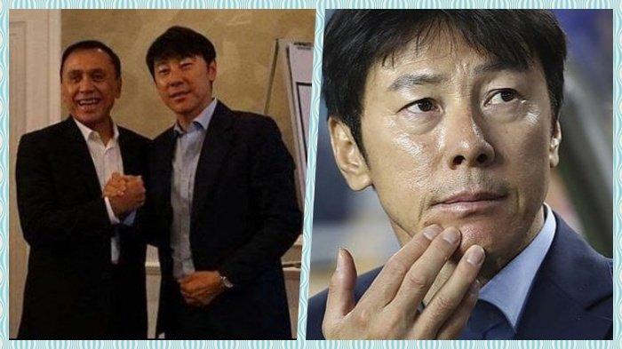 AKHIRNYA PSSI Pilih Shin Tae-yong Jadi Pelatih Timnas Indonesia, Januari 2020 Bakal Diperkenalkan