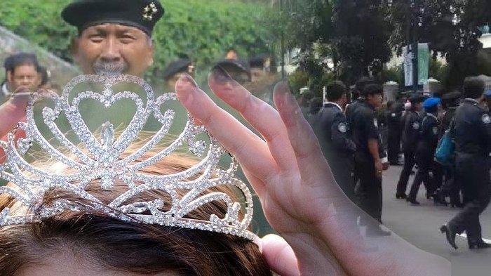 Selama Ini Misterius, Sosok Pemimpin Tertinggi Sunda Empire Rupanya Wanita, Tersenyum Saat Ditangkap