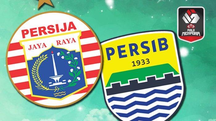 GRATIS Live Streaming Indosiar Persib vs Persija Final Piala Menpora 2021, Calon Top Skor Starter?