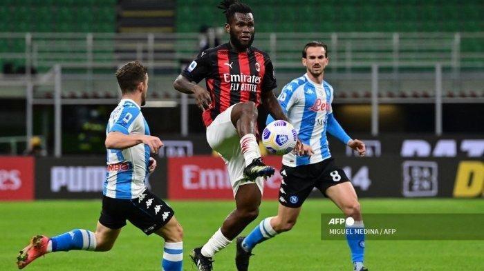 Update Liga Italia, Godaaan PSG Lebih Maut Dibanding Liverpool, Lepas Kessie AC Milan Dapat 2 Pemain