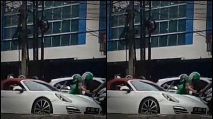 Siapa Pemilik Mobil Mewah yang Suruh Mundur TransJakarta? Ini Pernyataan Wagub DKI Jakarta & Polisi