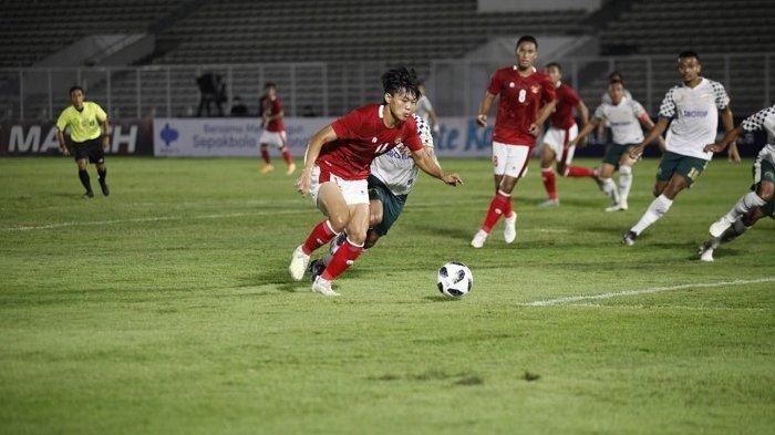 Jadwal Siaran Langsung Timnas Indonesia U-23 vs Bali United, Saksikan Live Streaming via Indosiar