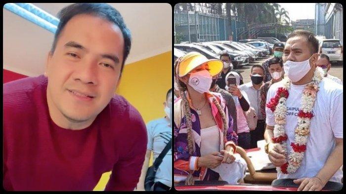 Saipul Jamil & Indah Sari Liburan ke Bali di Tengah Petisi Boikot, Aksi di Kolam Renang Jadi Sorotan