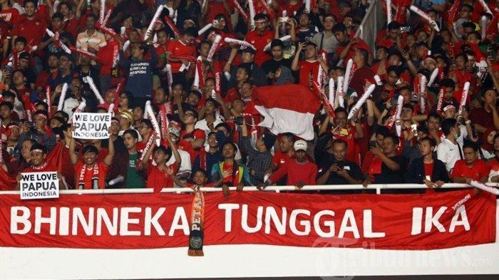 Kronologi Suporter Timnas Indonesia Dikeroyok di Malaysia, hingga viral di Twitter dan Instagram