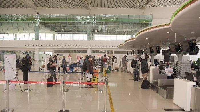 UPDATE, Aturan Baru Naik Pesawat dan Kereta Api Jelang Liburan Natal dan Tahun Baru saat Pandemi