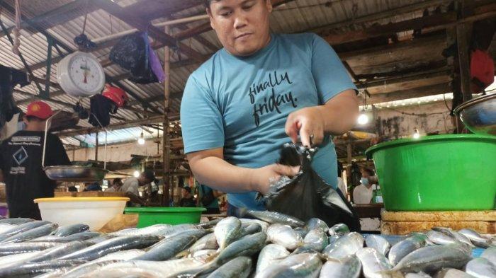 Harga Sembako di Tarakan, 3 Hari Sebelum Idul Fitri, Pembelian Ikan Sepi Dampak dari Covid-19