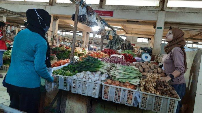 Jelang Natal dan Tahun di Berau, Pedagang Pasar Sanggam Adji Dilayas Beber Harga Cabai Mulai Naik