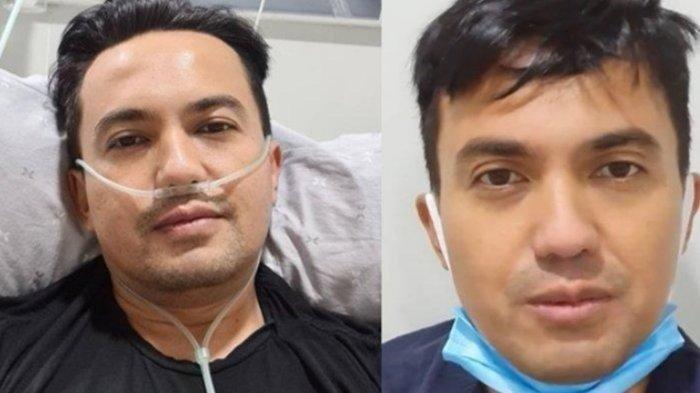 Menang di Pilkada Kabupaten Bandung, Kabar Buruk Datang dari Sahrul Gunawan, Dirawat di Rumah Sakit
