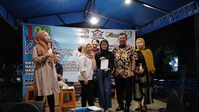 123 Surat Harapan Pemuda Untuk Kota Balikpapan Kalimantan Timur, Bebas Banjir, Banyak Lapangan Kerja