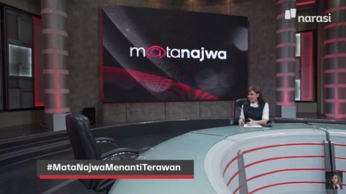Live Trans 7 Mata Najwa, Polemik Vaksin Nusantara, Najwa Shihab Wawancara Kursi Kosong Terawan Lagi?