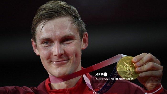 Alasan Viktor Axelsen Tinggalkan Denmark, Peraih Medali Emas Olimpiade Tokyo Pindah ke Dubai