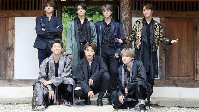 Album BTS Map of the Soul: 7 Sudah Dapat Dipesan, Harga Mulai Rp 358.000, Link Pembelian di Sini!