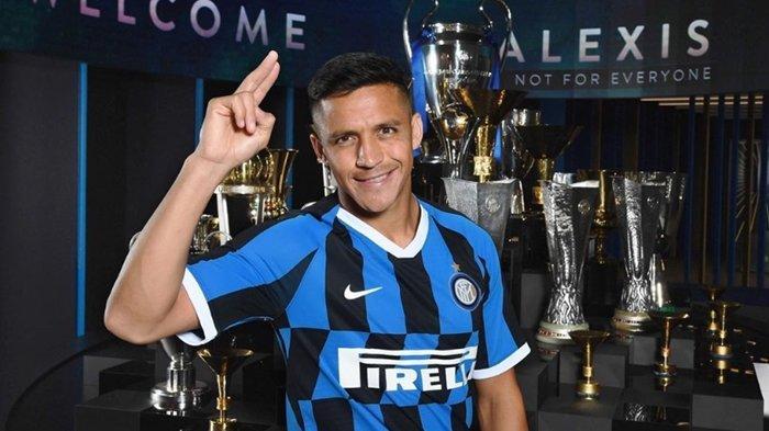 Alexis Sanchez  Bisa Bertahan, Asal Inter Milan Penuhi Satu Syarat Dari Manchester United