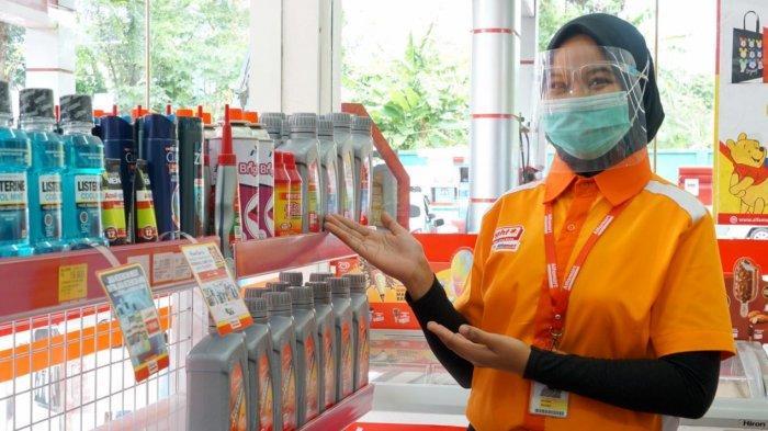 Alfamart Manjakan Pelanggan SPBU, Layani Fasilitas One Stop Service