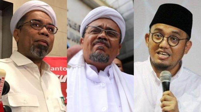 Ali Mochtar Ngabalin Pasang Badan untuk Kepulangan Habib Rizieq Shihab, Sebelum Jokowi Dilantik