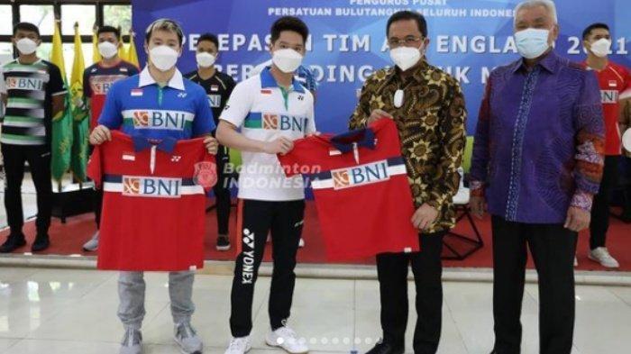 All England 2021, Malam Ini Tim Indonesia Bertolak ke Inggris, Rionny Ungkap Perbedaan dengan Jepang