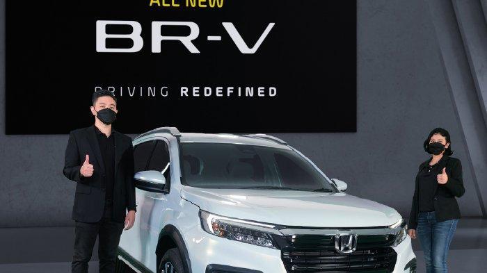 All New Honda BR-V Fiturnya Canggih, Perpaduan Ketangguhan SUV dengan Kenyamanan MPV