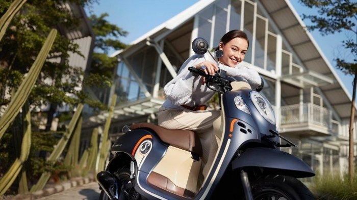 Catat! 12 Desember, All New Honda Scoopy Meluncur di Balikpapan