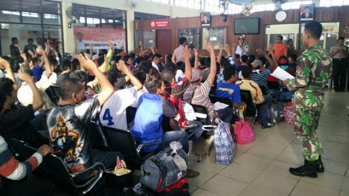 Manfaatkan Dana Rp 1,8 Miliar, Pemprov Kaltara Waspadai 2 Titik Pengusiran TKI Ilegal dari Malaysia