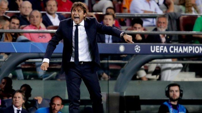 Amarah Antonio Conte Kepada Damir Skomina, Usai Kekalahan Perdana Inter Milan atas Barcelona