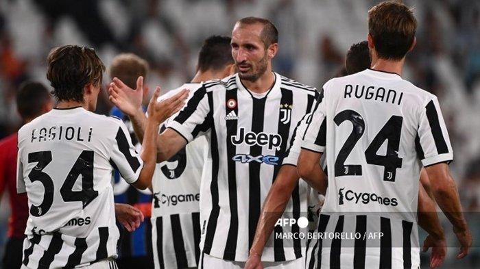 JADWAL Pertandingan Bola Malam Ini Live SCTV & Mola TV, Hari Ini Ada Liga Iitalia Juventus vs Napoli
