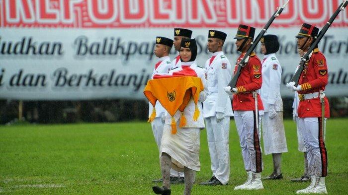 Bangga dengan Aksi Para Paskibra di Seluruh Nusantara, Ingin Seperti Mereka, Ini Caranya. . .