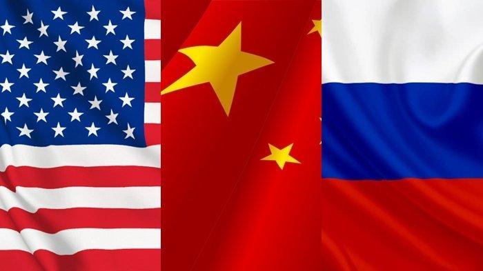 Setelah Tuding China Biang Kerok Virus Corona, Amerika Serikat Cium Aroma Konspirasi dengan Rusia