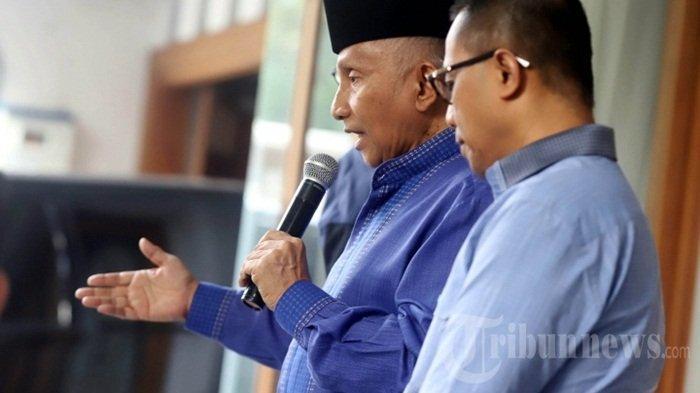 Arief Poyuono Tanya, Apakah Amien Rais Bisa Menggalang PAN untuk Tidak Berkoalisi dengan Jokowi?