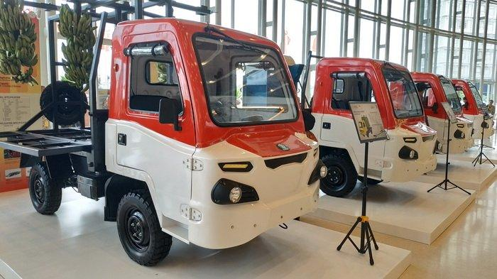 Pengusaha Terkaya Asal Afrika akan Membeli 10.000 Unit Mobil Pedesaan Produksi Indonesia