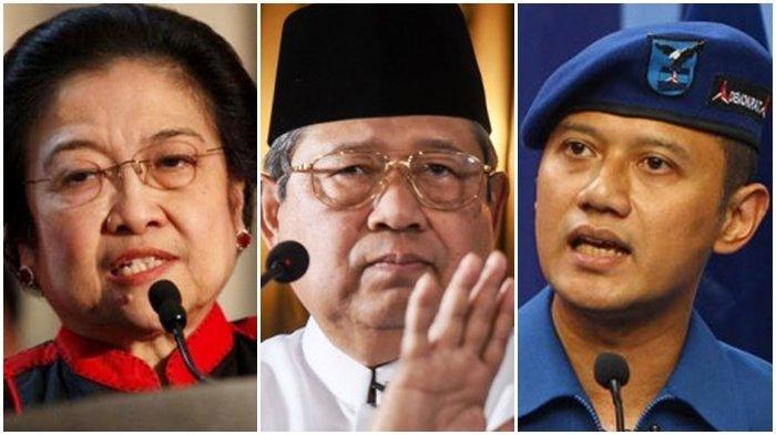 Anak Buah Megawati Serang Balik Tudingan Andi Arief soal Nasib SBY dan AHY, Nama Ibas juga Terbawa